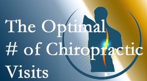 It's up to you and your pain as to how often you see the Manchester chiropractor.