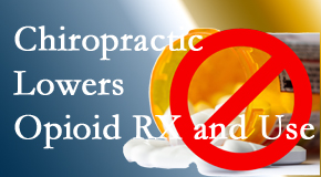 Manchester Chiropractic & Sports Injuries presents new research that shows the benefit of chiropractic care in reducing the need and use of opioids for back pain.