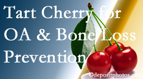 Manchester Chiropractic & Sports Injuries shares that tart cherries may enhance bone health and prevent osteoarthritis.