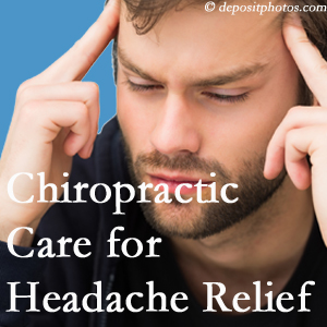 Manchester Chiropractic & Sports Injuries offers Manchester chiropractic care for headache and migraine relief.