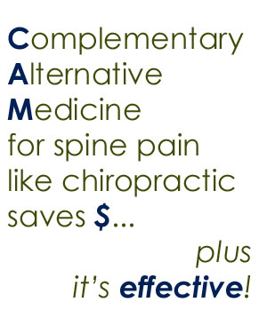 spine pain help from Manchester chiropractors