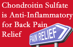 Manchester chiropractic treatment plan at Manchester Chiropractic & Sports Injuries may well include chondroitin sulfate!