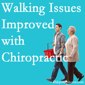 If Manchester walking is an issue, Manchester chiropractic care may well get you walking better.