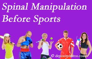 Manchester Chiropractic & Sports Injuries offers spinal manipulation to athletes of all types – recreational and professional – to boost their efforts.