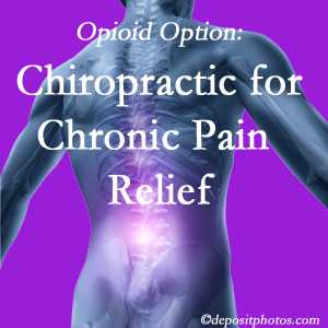 Instead of opioids, Manchester chiropractic is valuable for chronic pain management and relief.